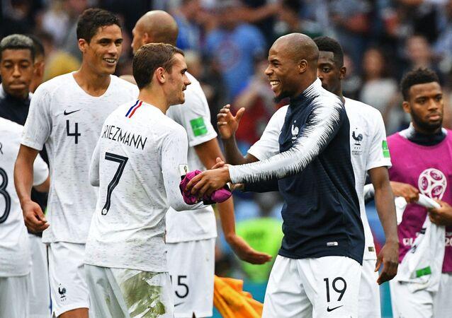 Francja w półfinale Mistrzostw Świata w Piłce Nożnej 2018