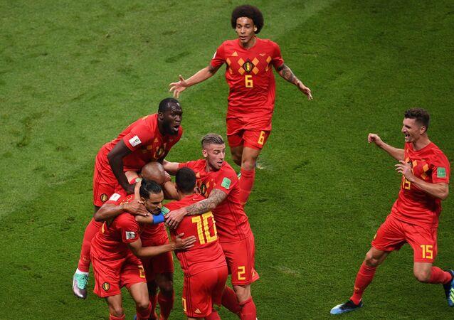 Belgia w półfinale Mistrzostw Świata w Piłce Nożnej 2018