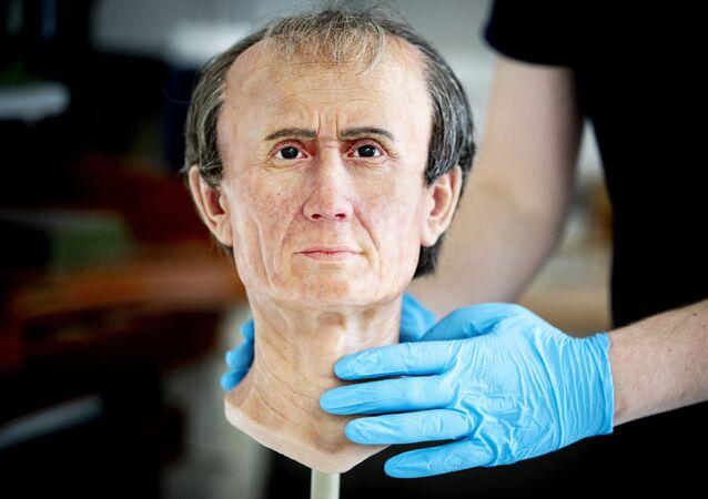3D rekonstrukcja wyglądu Cezara