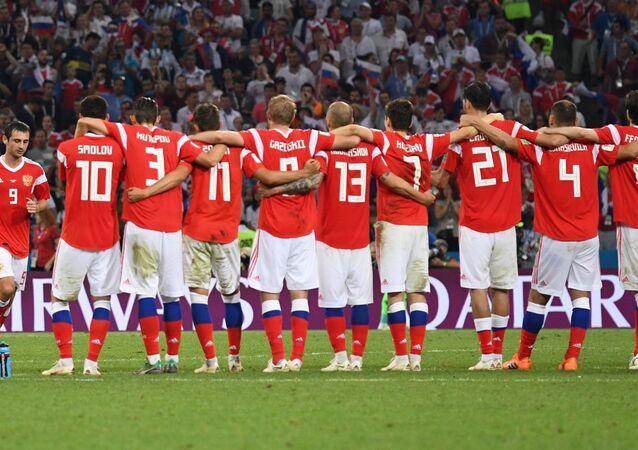 Reprezentacja Rosji MŚ 2018