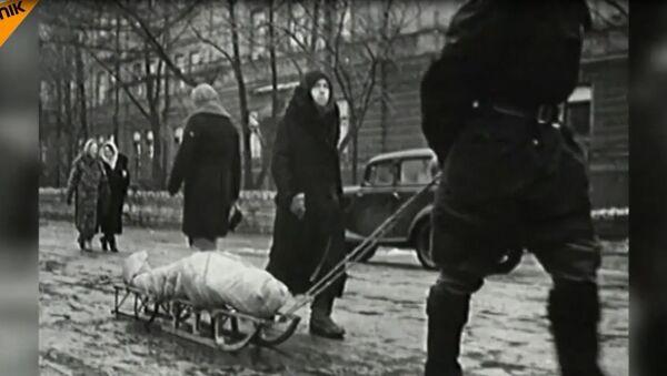 Obrona Leningradu - Sputnik Polska