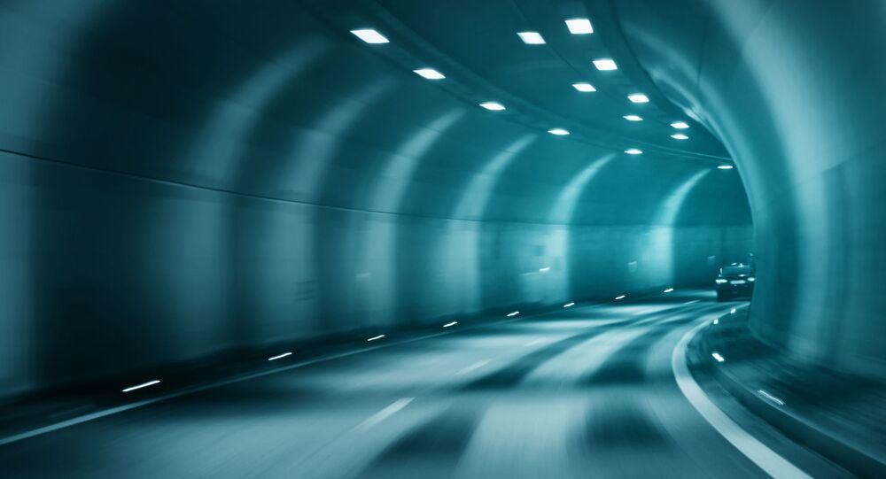 Tunel drogowy