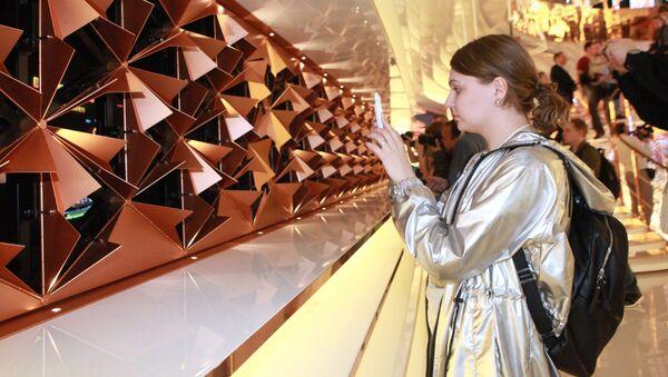 Międzynarodowa wystawa przemysłowa Innoprom - Sputnik Polska