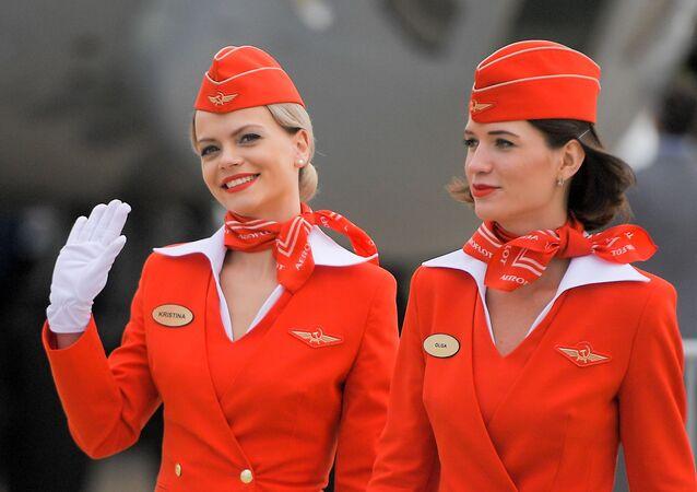Stewardessy Aeroflotu