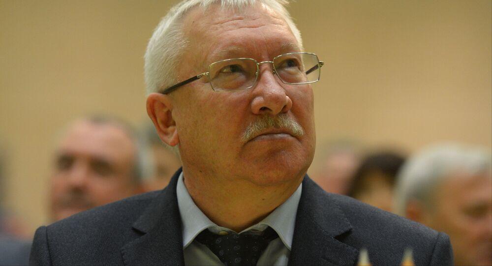 Szef biura prezydenckiego ds. polityki wewnętrznej Oleg Morozow