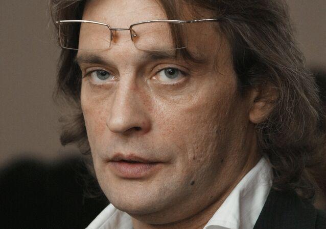 Rosyjski aktor Aleksandr Domogarow