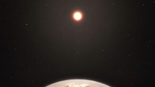 Ross 128 b, wizualizacja - Sputnik Polska