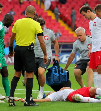 Mecz Polska - Senegal na Mistrzostwach Świata w Piłce Nożnej 2018