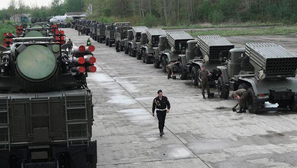 Sprzęt wojskowy w armii FR - Sputnik Polska