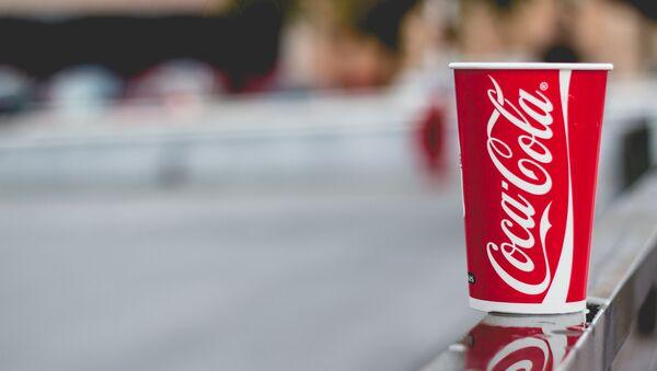 Kubeczek Cola-Coli - Sputnik Polska