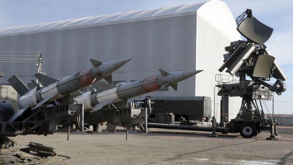 Systemy przeciwlotnicze Ukrainy - Sputnik Polska