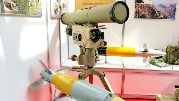 Przeciwpancerny kierowany system rakietowy 9M133 Kornet-E - Sputnik Polska