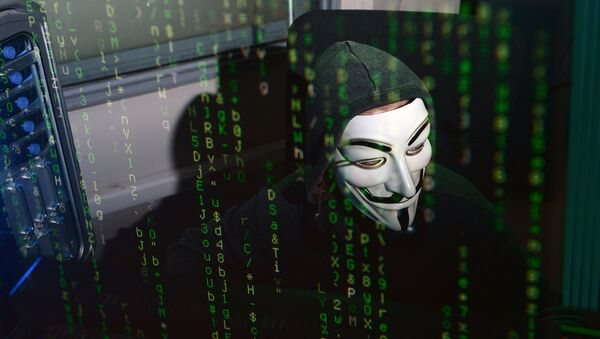 Atak hackerów - Sputnik Polska