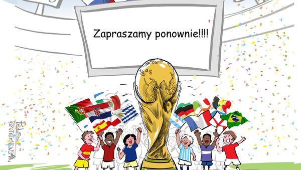 I po Mundialu - Sputnik Polska