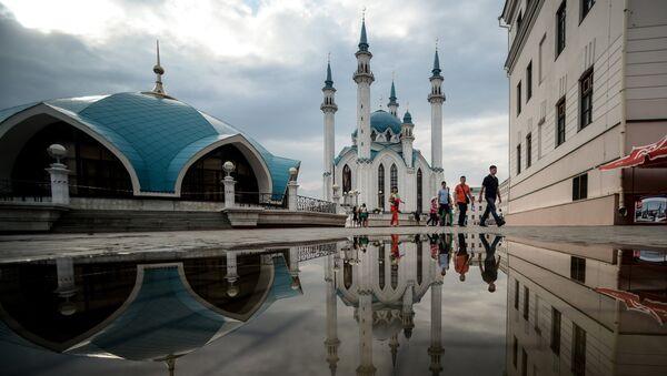 Meczet Kul Szarif, Kazań, Rosja - Sputnik Polska