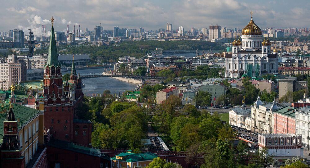 Widok na Kreml