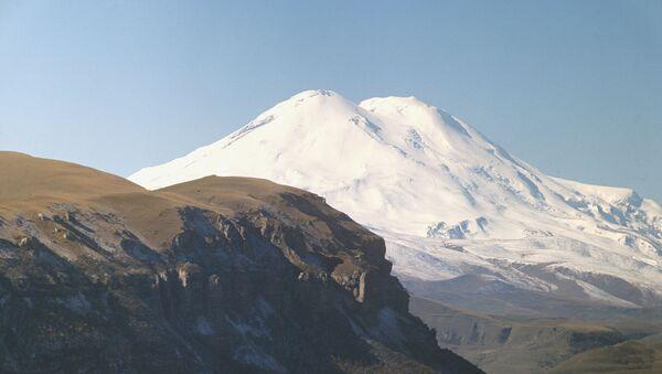 Widok na Elbrus - Sputnik Polska