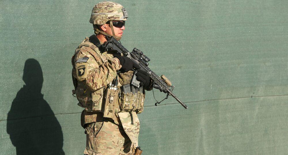 Żołnierz NATO