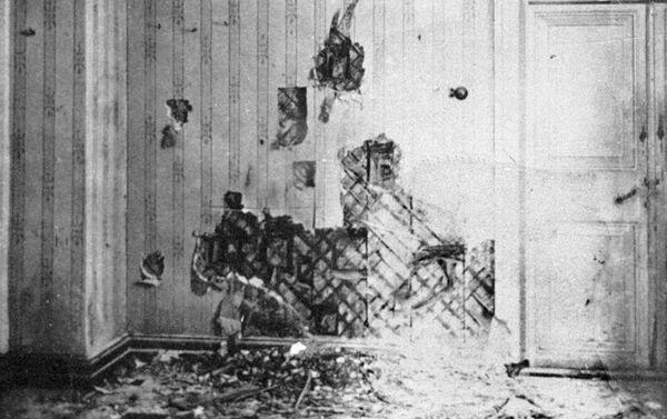 W tym pomieszczeniu rozstrzelano członków rodziny carskiej - Sputnik Polska