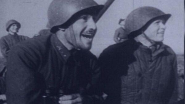 Bitwa pod Stalingradem w Wielkiej Wojnie Ojczyźnianej - Sputnik Polska