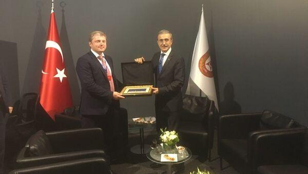 Ukraina i Turcja zamierzają utworzyć wspólne przedsiębiorstwo, w którym będą produkowane An-188. - Sputnik Polska