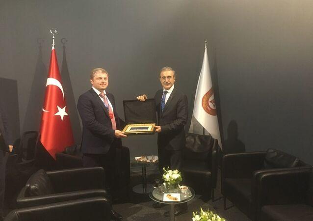 Ukraina i Turcja zamierzają utworzyć wspólne przedsiębiorstwo, w którym będą produkowane An-188.