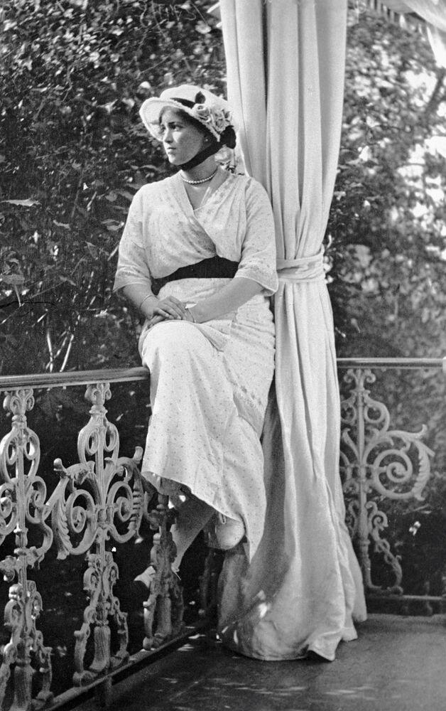 Maria Mikołajewna Romanowa