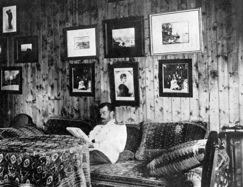 Mikołaj II Romanow