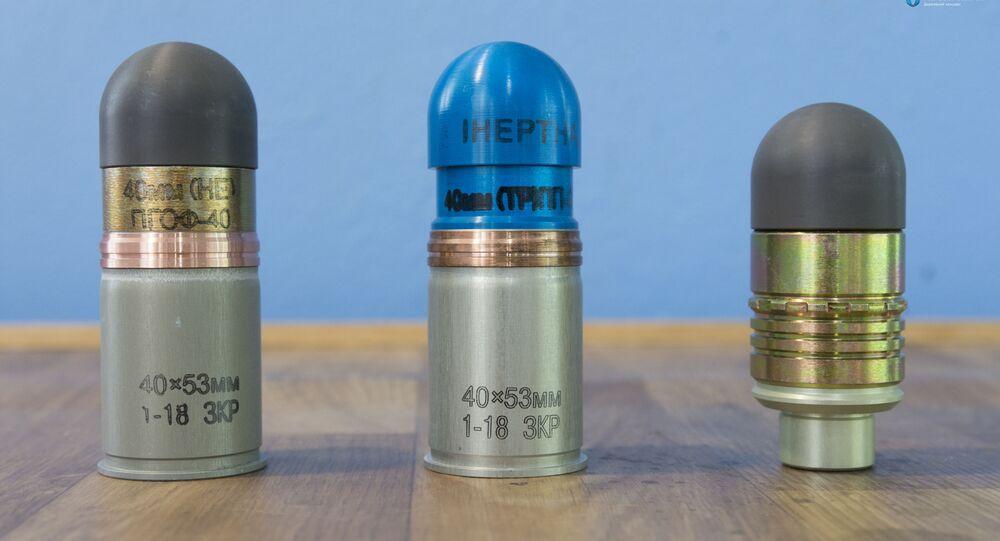 Amunicja produkowana przez ukraińską fabrykę Impuls zgodnie ze standardami NATO