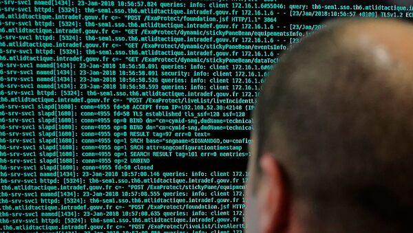 Cyberprzestrzeń - Sputnik Polska