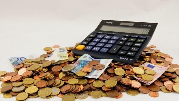 Kalkulator na kupce pieniędzy - Sputnik Polska