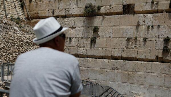 Ściana Płaczu w Jerozolimie - Sputnik Polska
