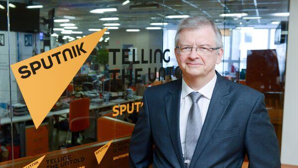 Ambasador Rosji w Polsce Siergiej Andriejew. Moskwa - Sputnik Polska