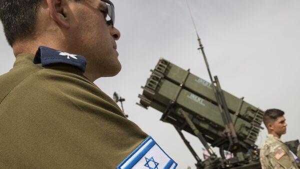 Izraelscy wojskowi - Sputnik Polska