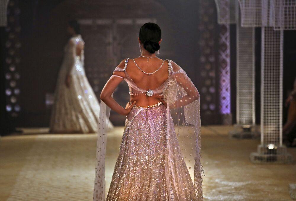 Tydzień mody w Nowym Delhi