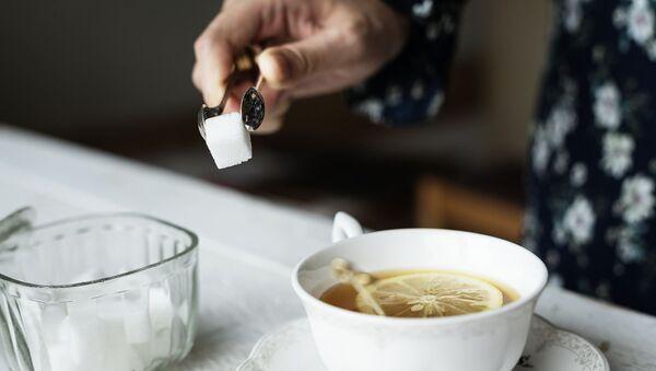 Herbata z cukrem i cytryną - Sputnik Polska