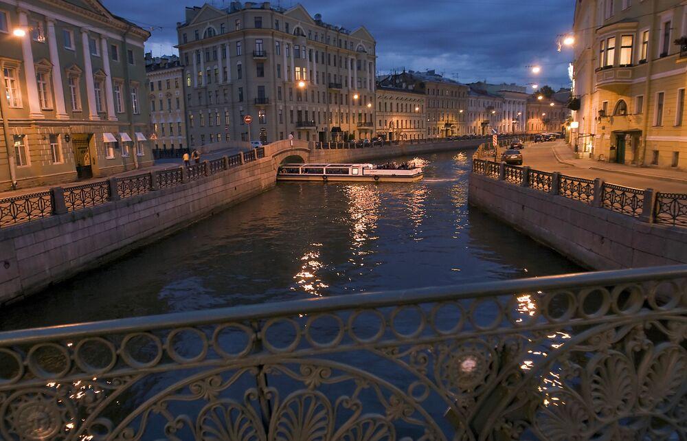 Rzeka Mojka