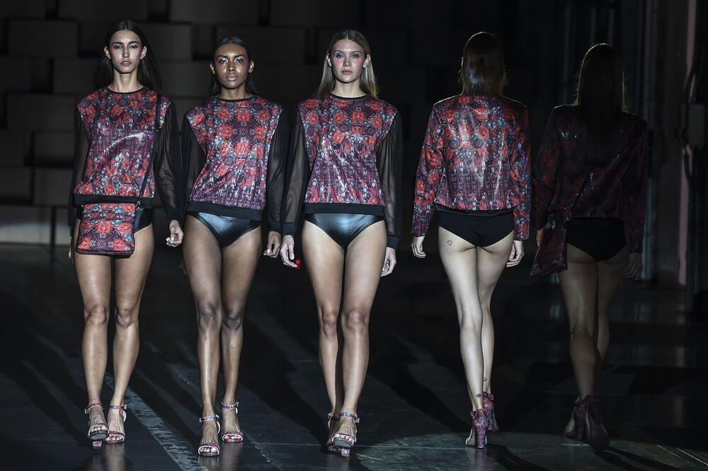 Tydzień mody w Kolumbii