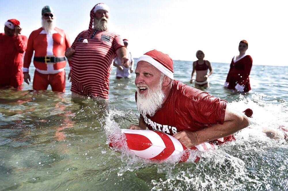 Kongres Świętych Mikołajów w Danii