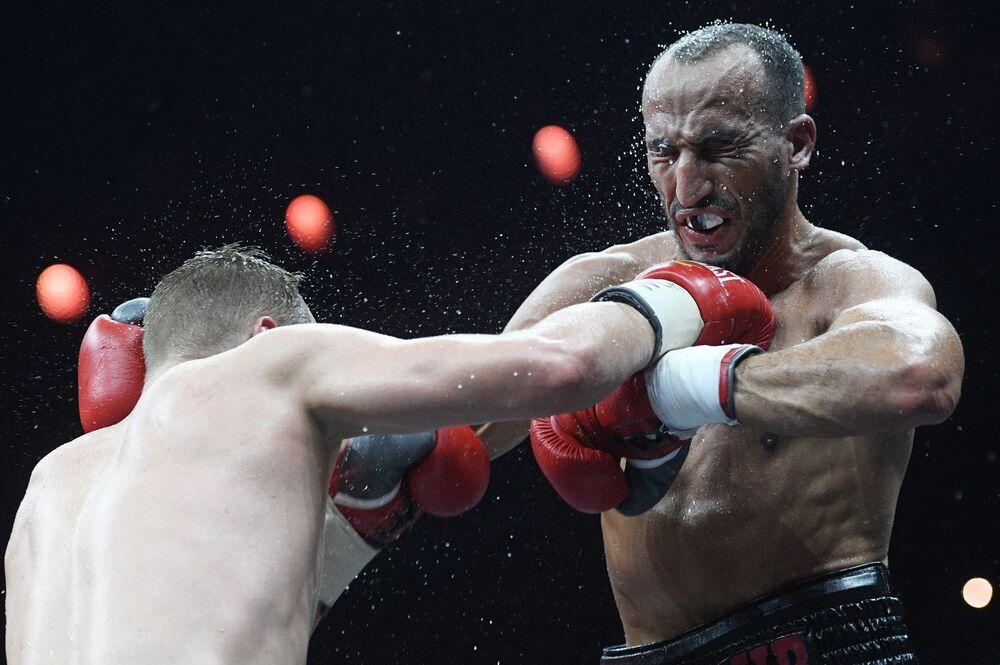 Walka o tytuł WBA Interim
