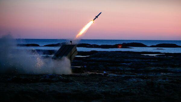 Systemy obrony przeciwlotniczej NASAMS - Sputnik Polska