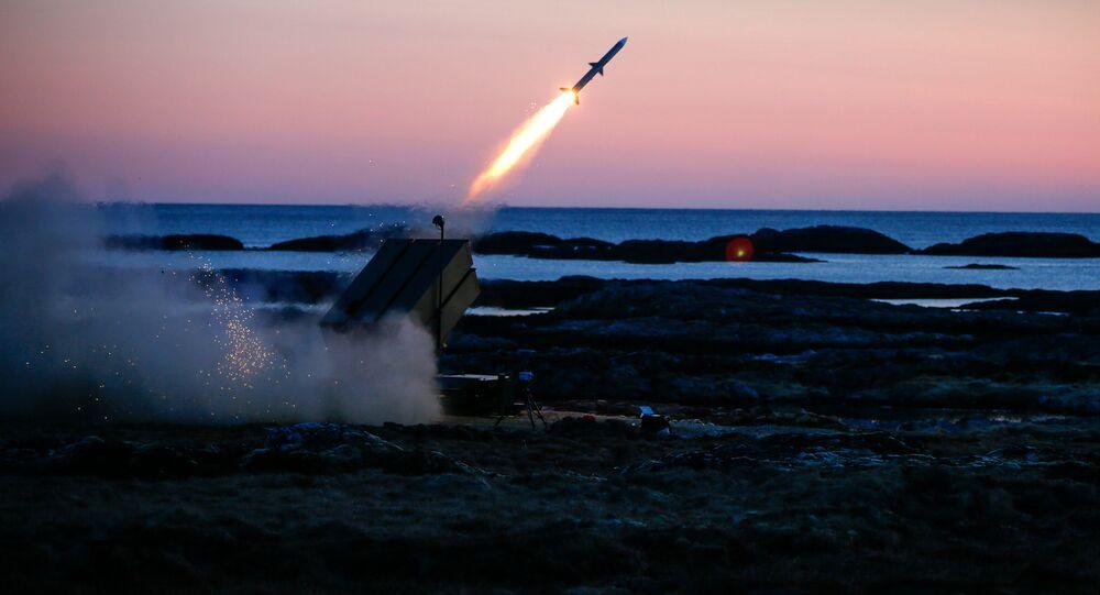 Systemy obrony przeciwlotniczej NASAMS