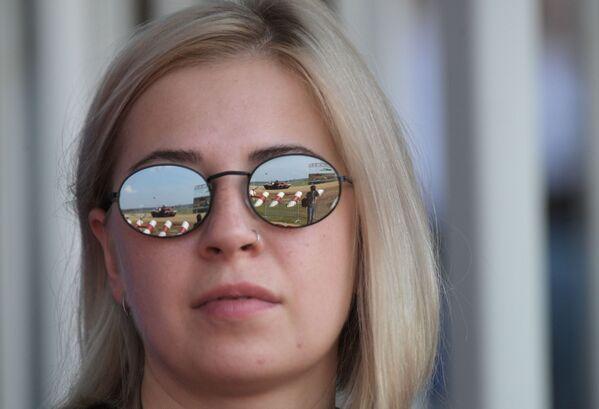 """Ceremonia otwarcia konkursu """"Biathlon czołgowy"""" na """"Międzynarodowych Igrzyskach Wojskowych 2018"""" - Sputnik Polska"""
