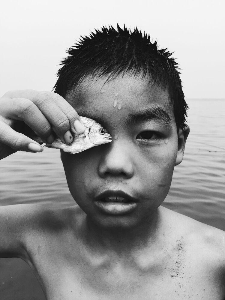 Fotograf Huapeng Zhao zajęła drugie miejsce w nominacji fotograf roku w konkursie fotograficznym iPhone Photography Awards 2018