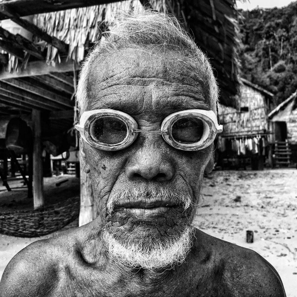 Fotograf Scott Woodward zajął pierwsze miejsce w nominacji portret w konkursie fotograficznym iPhone Photography Awards 2018