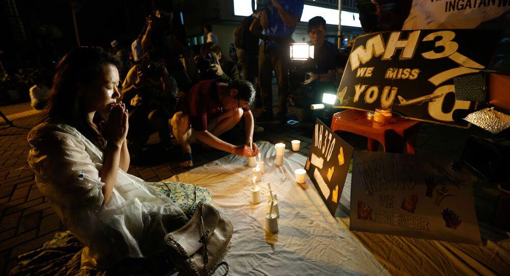 Rocznica katastrofy MH370