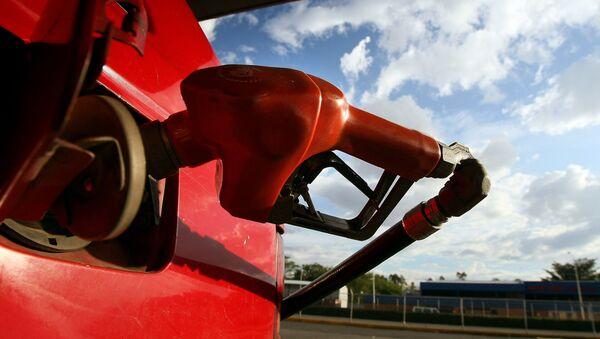 Stacja paliw w Wenezueli - Sputnik Polska