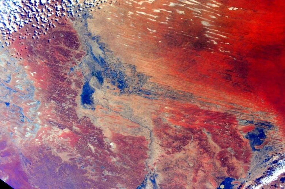 Australia z pokładu MSK