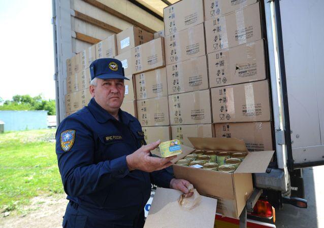 Przygotowania kolejnej pomocy humanitarnej dla Ukrainy