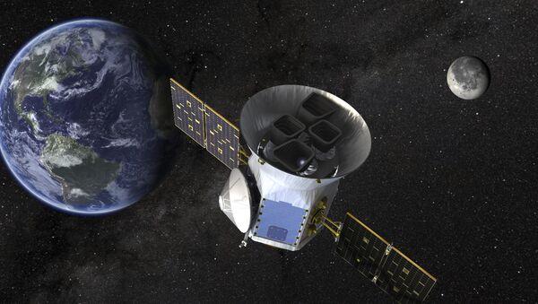 Obserwatorium TESS - Sputnik Polska